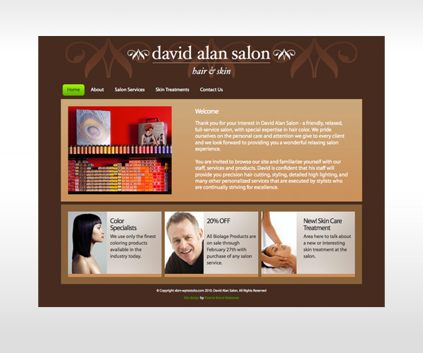web site design, web site development, WordPress, Word Press